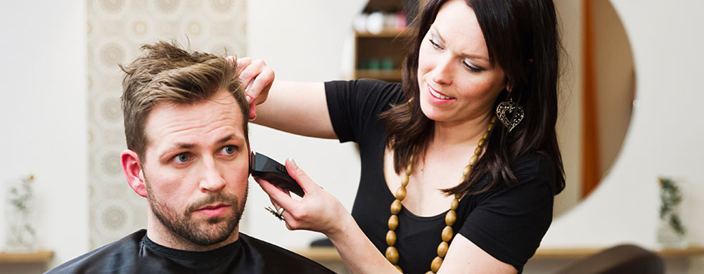 Cornwall Men's Hairstyling